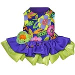 Electric Daisy Flower Power Summer Harness Dress
