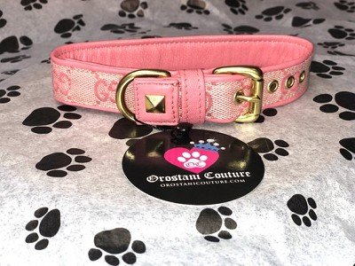Limited Edition Rose Pink Dog Collar