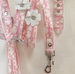 J'adore Me Pink Dog Leash