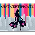 Orostani Couture Gift Certificate $25-$200